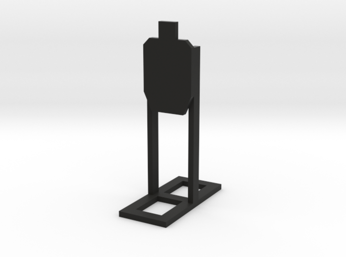 1:24 Scale Standard USPA Target 3d printed