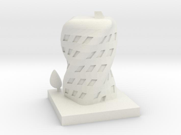 Building 10 3d printed