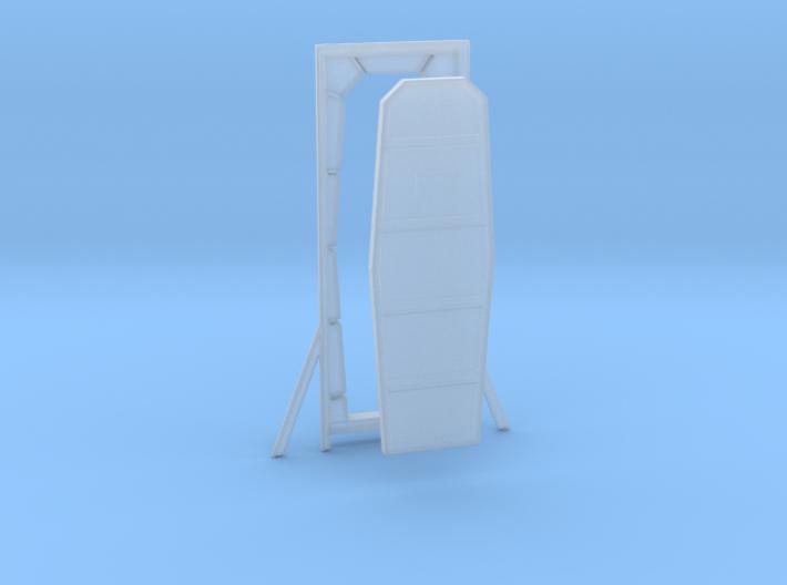 Maintenance Room Door for DeAgo Falcon 3d printed