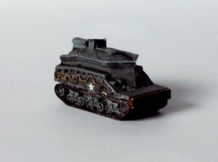 Sherman BARV 1/285 6mm 3d printed