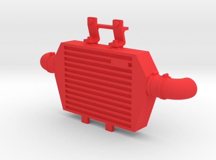 RS10001 Ripp Intercooler JK - RED 3d printed