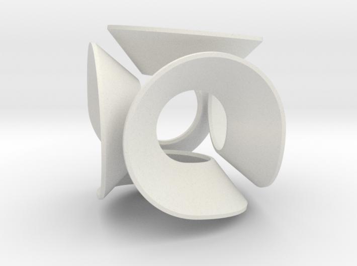 Lobke (Small) 3d printed