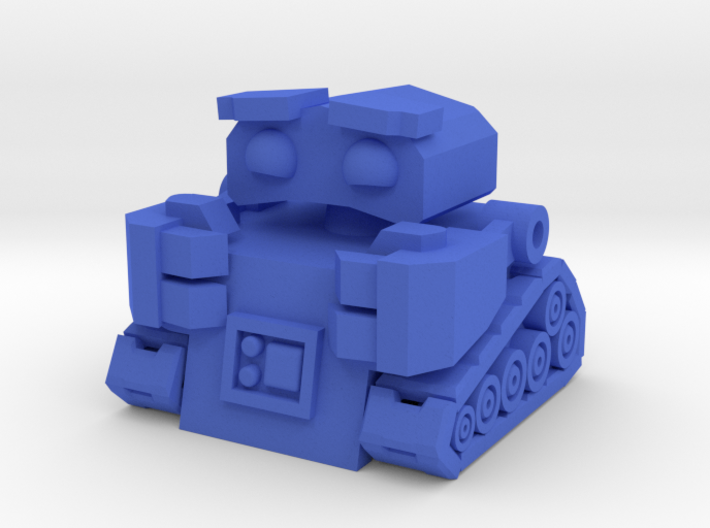 Li'l Robot Cherry MX Keycap 3d printed