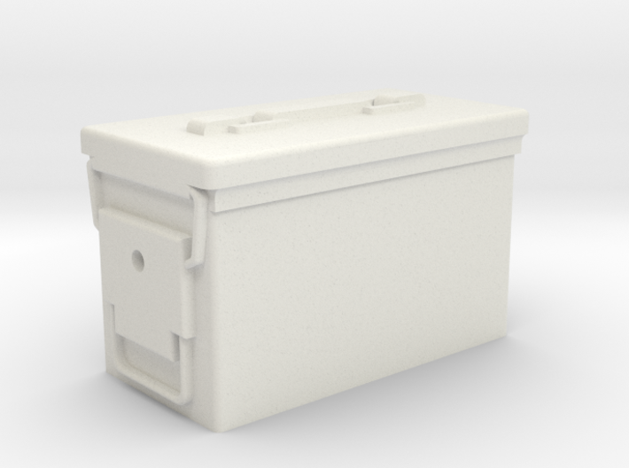 DSPRO .50 CAL Ammo Can 3d printed