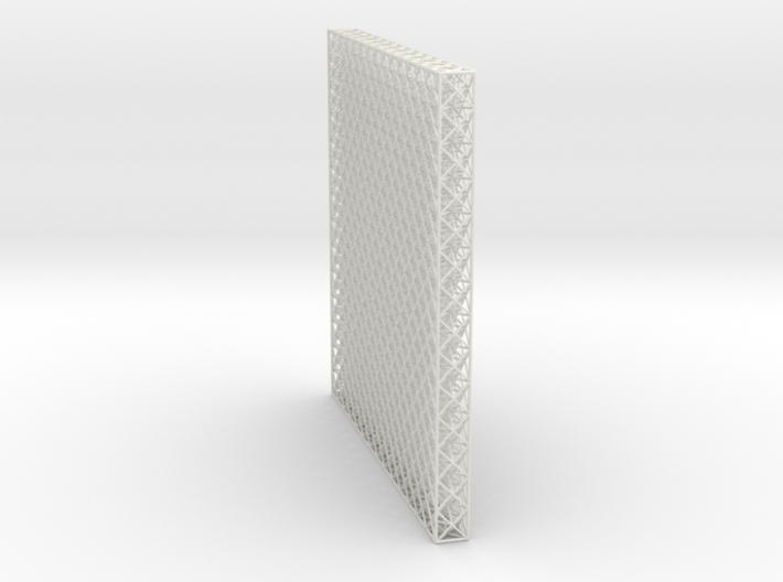 Octet Truss Panel (1x14x14) 3d printed