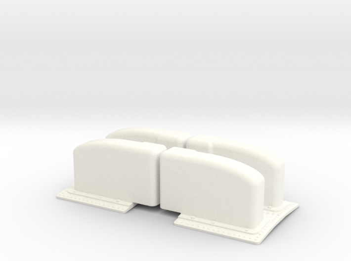 1.8 FLARES SUPER PUMA (A/C) 3d printed