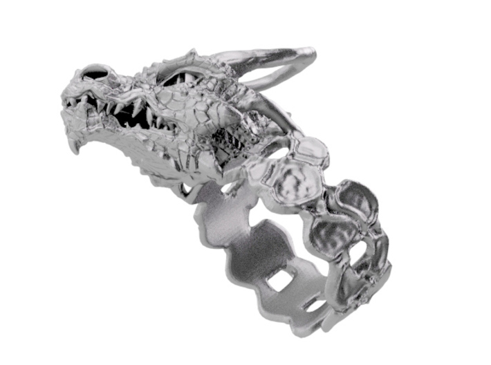 Ring Dragon 2 3d printed