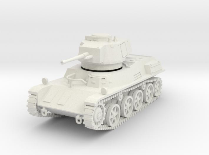 PV124 38M Toldi III Light Tank (1/48) 3d printed