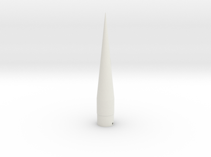 Classic estes-style 'falcon' cone PNC-50SP replace 3d printed