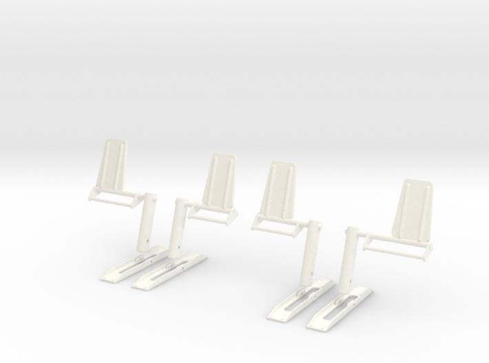 1.5 EC155 PALONNIERS X2 3d printed