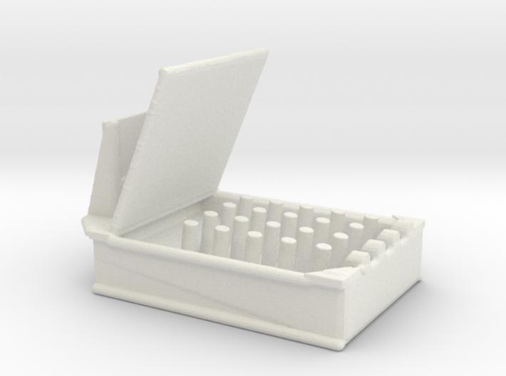 1/144 Scale HedgeHog MK 10 Mod 1 3d printed