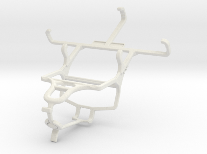 Controller mount for PS4 & Alcatel Pixi 3 (4) 3d printed