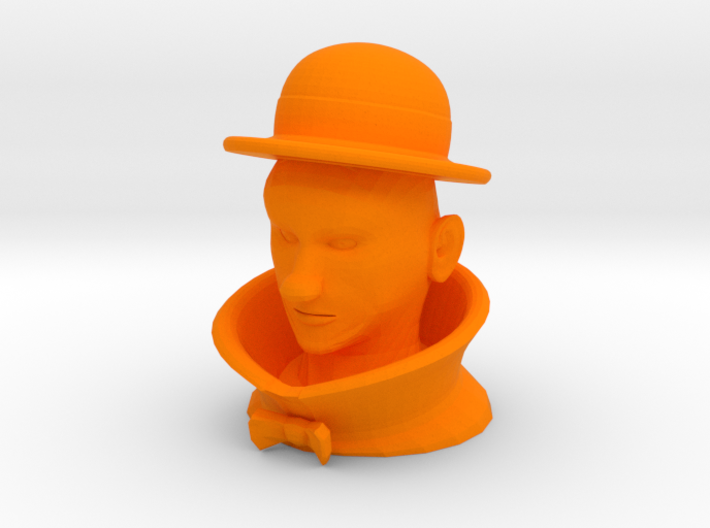 Weimar Clown 1929 3d printed