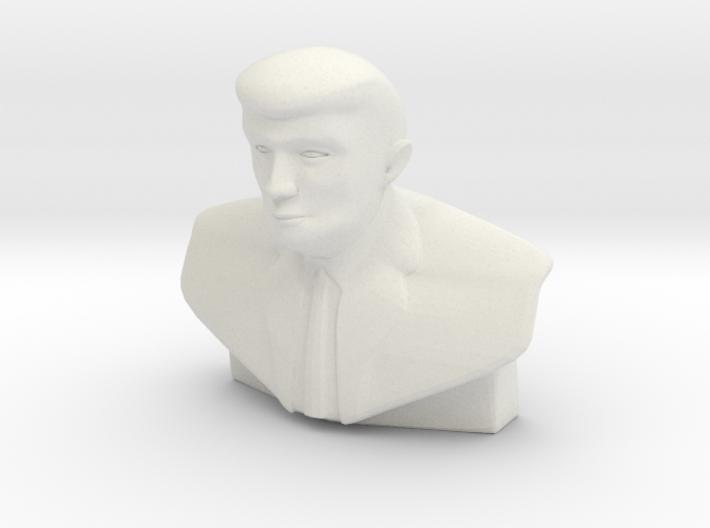 "Donald Trump Statue - Tiny 3d printed ""The Donald"" Trump - Tiny"