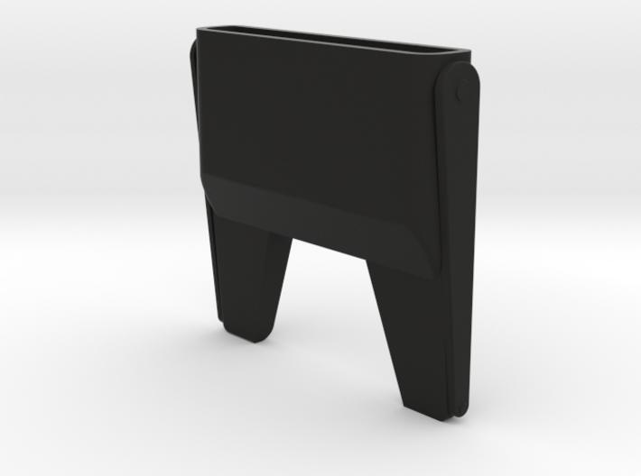 TFA Pilot Shoulder strap Back Clip 3d printed