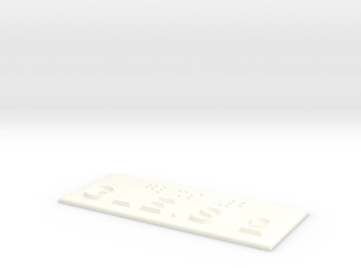 GLEIS 2 3d printed