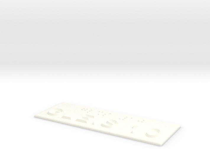GLEIS 10 3d printed