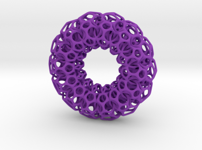 TO2 entrelace 3d printed