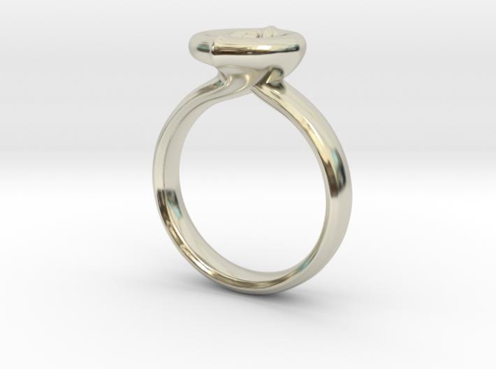 Ring Klein-Etienne maschile 3d printed