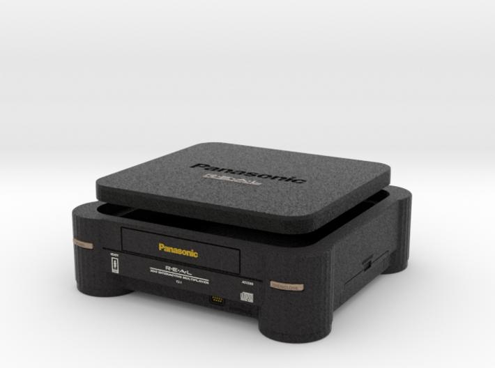 1:6 Panasonic 3DO 3d printed