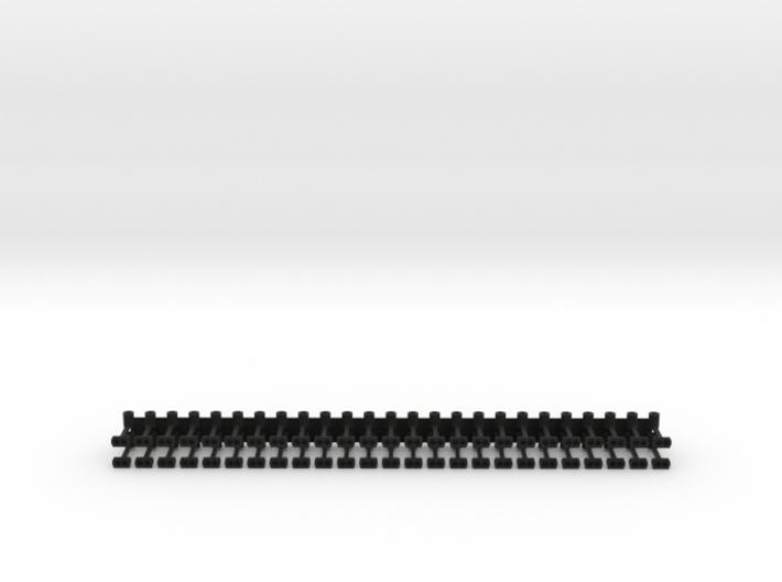 Schaku-Magnetkupplung (vorne glatt) 3d printed