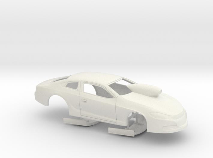 1/8 2014 Dodge Dart Pro Stock 3d printed