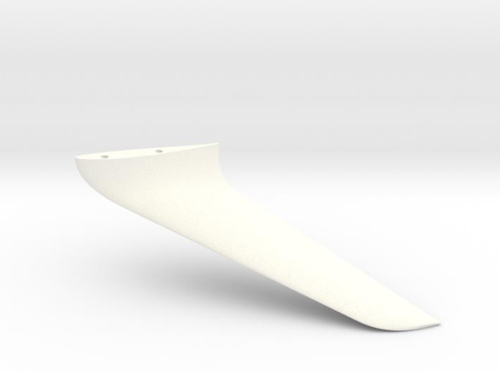 Winglet-left-10-002 3d printed