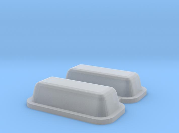 Defender Side Markers 2.0 3d printed