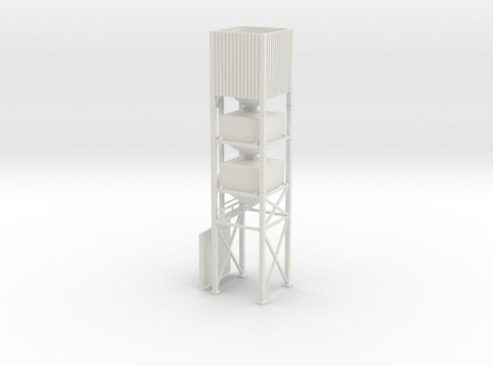 'N Scale' - Bulkweigher 3d printed