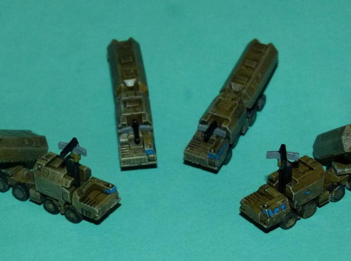 3P51M Rubezh SSC-3 Styx Battery 1/285 6mm 3d printed