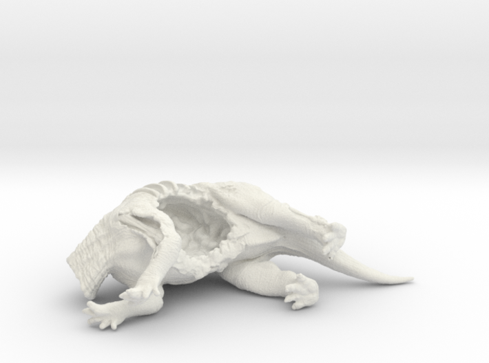 Triceratops Carcass mini 3d printed