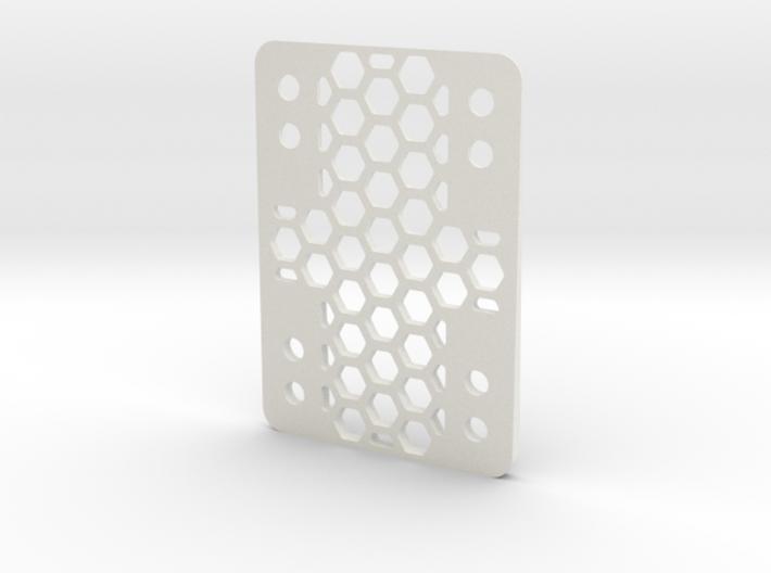 RazorWedge8Hole.2.0 3d printed