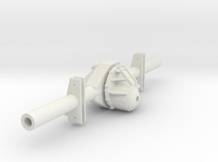 Modular Rear 1/12 3d printed