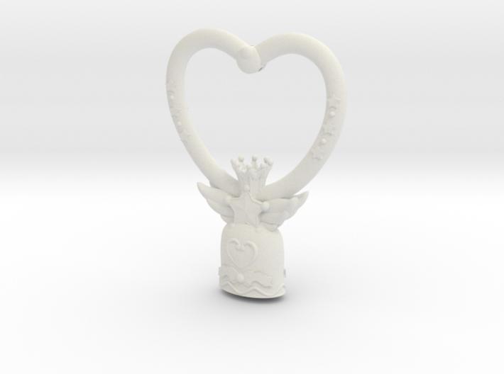 Crystal Carillon 3d printed