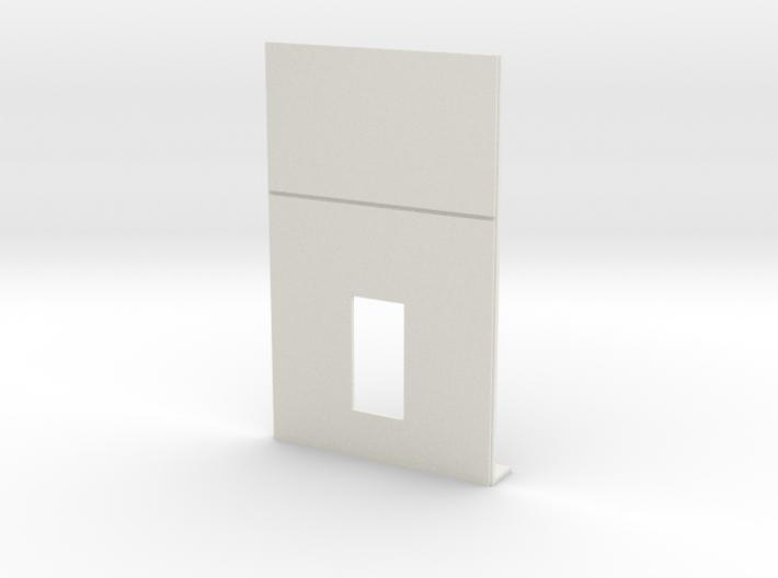 Personnel Door #2 3d printed