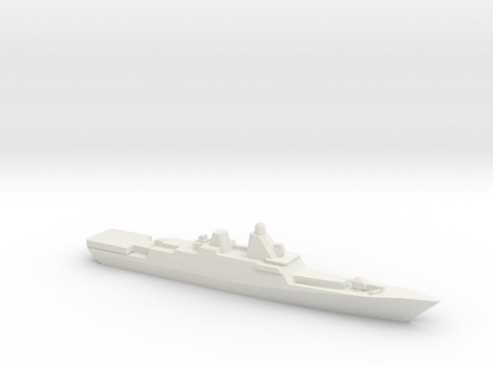 Project 12441U Training Ship, 1/3000 3d printed