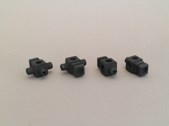 Power Core Combiners convert joints (5mm peg) 3d printed