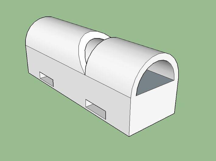 Phantom Whistle 3d printed