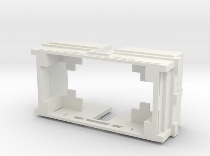 NBiK Tw. 25 Kasten und Rahmen (chassis)  3d printed