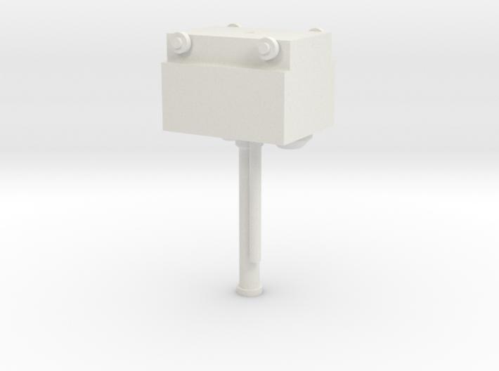 1/72 Scale Mk 18 Mine 3d printed