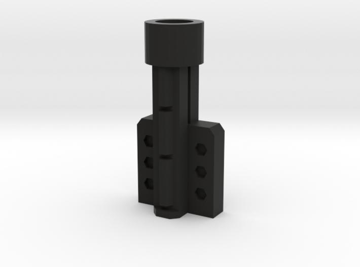 Fort max metroplex gun sword holder 3d printed