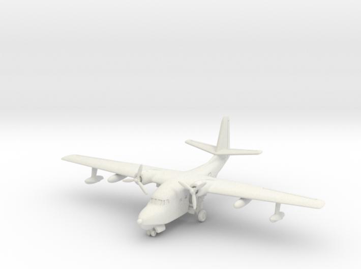 Grumman HU-16 (SA-16) Albatross (on land) 1/285 3d printed