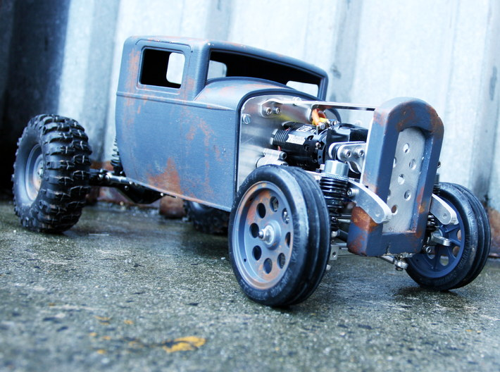 rc hotrod body 32 ford inspired 2spzffxnd by ossum. Black Bedroom Furniture Sets. Home Design Ideas