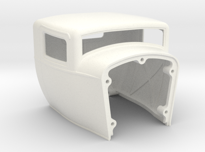 RC Hotrod Body - 32 Ford Inspired 3d printed
