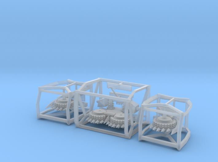 1/64 8r30 Silage Header 3d printed