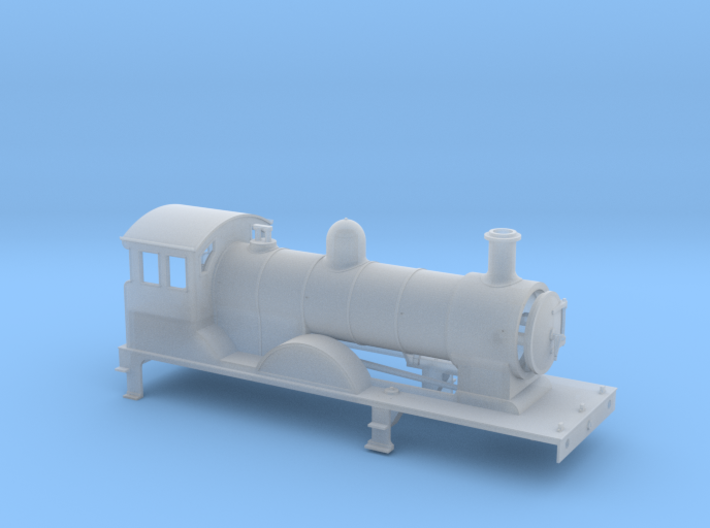 FR K2 - Body - Freelance Variant V3.5 - FUD 3d printed