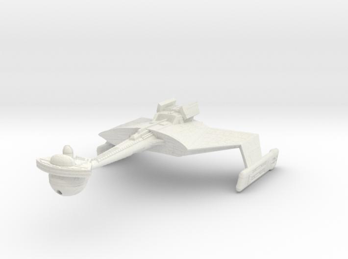 Ktinga Class BattleCruiser 3d printed