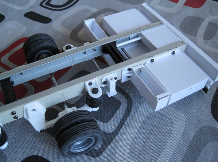 AH-LV-2 3d printed Example suspension