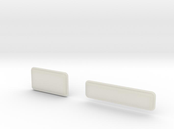 SV Lower Left Gauntlet Remote Lenses 3d printed