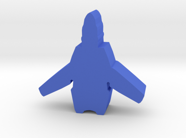 Game Piece, UN Earth Aerospace Fighter 3d printed